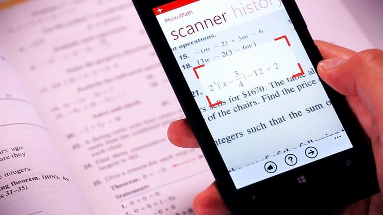 Photomath - Resolva problemas de matemática