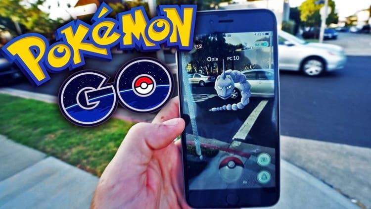 Pokémon GO - Jogo de realidade aumentada