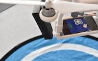 Tecnologia inovadora permite entrega por drones de modo mais seguro