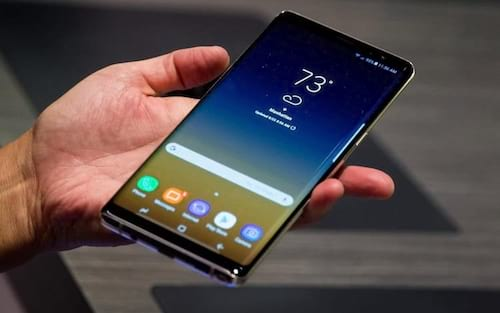 Samsung pode ter cancelado uma das cores do Galaxy Note 9