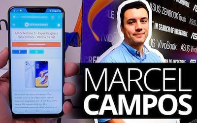 Zenfone 5 no Brasil: Entrevista com Marcel Campos