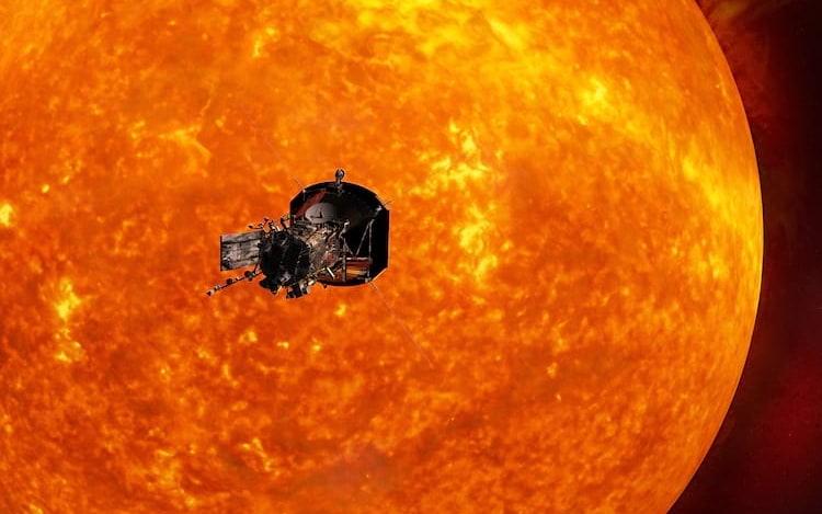NASA deve lançar em breve nave que irá chegar ao Sol.