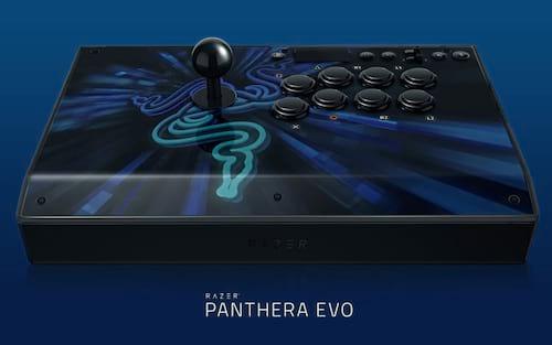 Razer anuncia o Panthera EVO, a evolução do seu famoso controle arcade