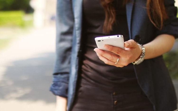 Smartphone será usado pela primeira como meio de votação nos Estados Unidos.