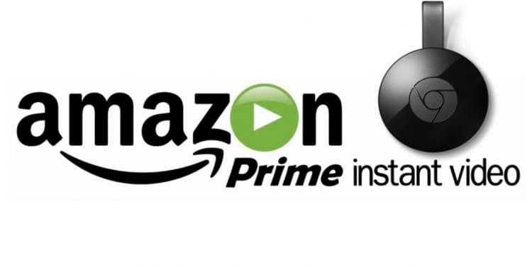 Amazon Vídeo no Chromecast