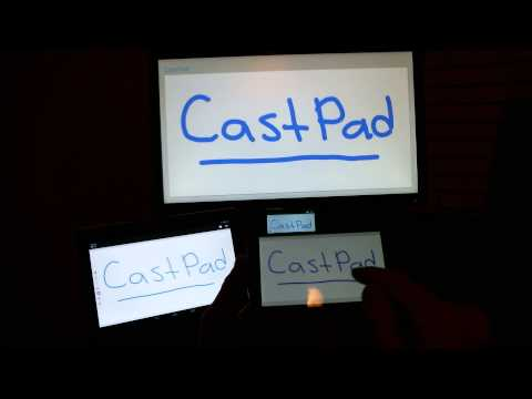 CastPad