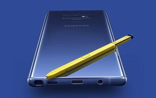 Lançamento do Galaxy Note 9. Especificações, preços e disponibilidade