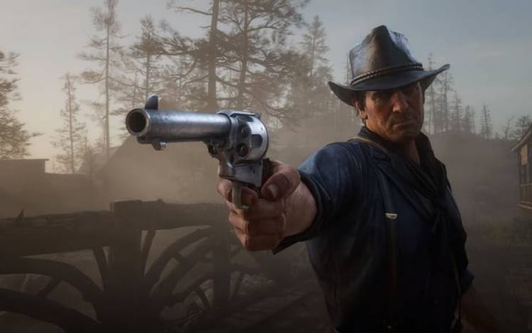Rockstar divulga primeiro gameplay de Red Dead Redemption 2