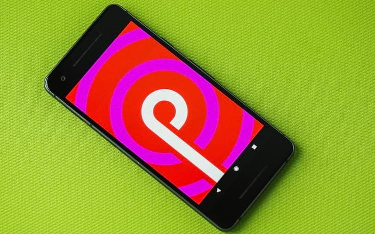 Motorola admite que está trabalhando com Android Pie.