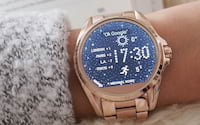 Michel Kors lança smartwatch com visual básico