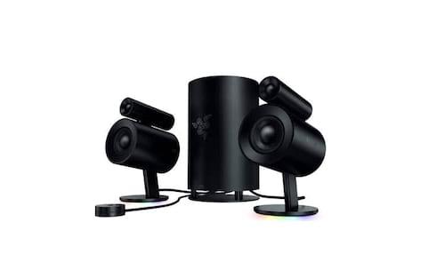 Razer lança caixas de som premium Nommo Pro