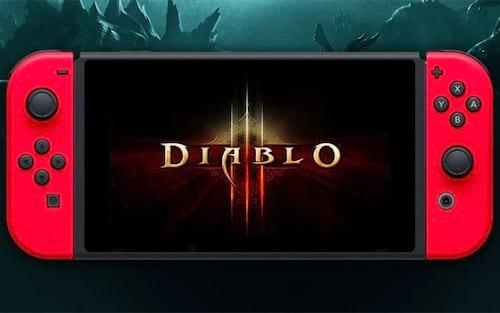 Blizzard confirma que Diablo III está chegando para o Nintendo Switch