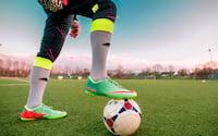Diferentes variações do futebol na tecnologia do entretenimento