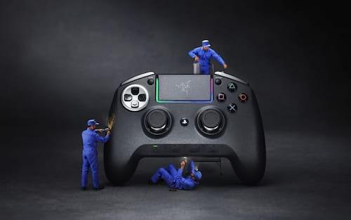 Razer anuncia headset sem fio e novos controles Raiju da linha de licenciados para PS4