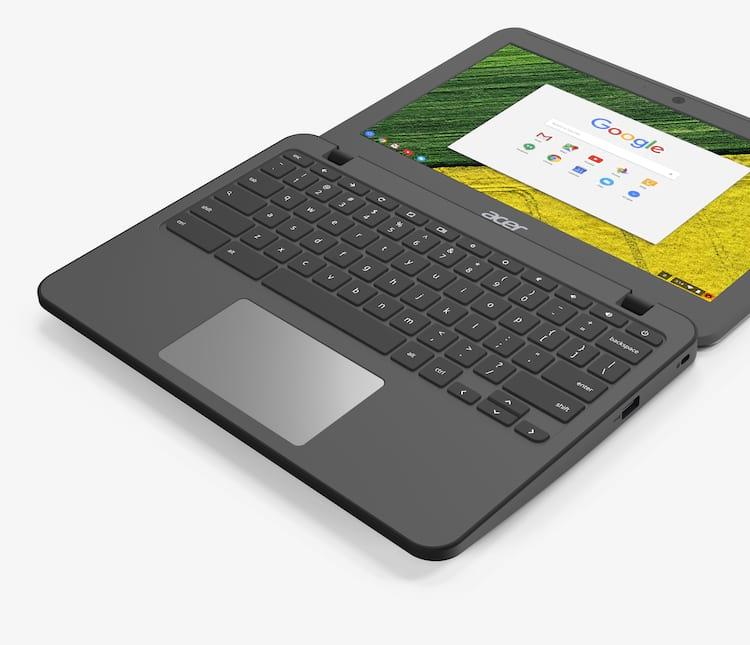 Acer anuncia Chromebook N7 fabricado no Brasil.