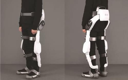 LG desenvolve robô que auxilia trabalho humano em fábricas