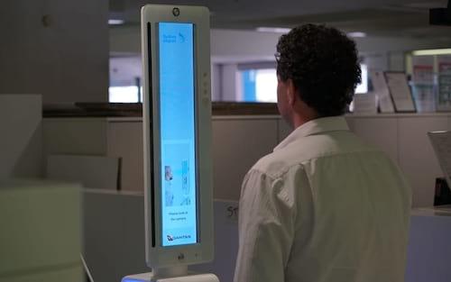 Reconhecimento facial detecta identidade falsa em aeroporto