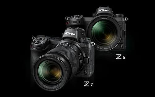 Nikon lança câmeras mirrorless full frame
