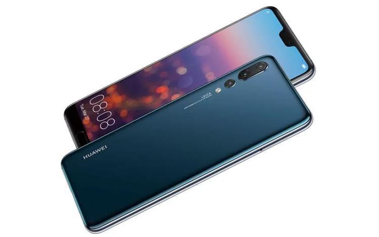 Huawei ainda não iniciou as vendas oficiais no Brasil.