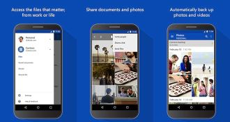 OneDrive no Android
