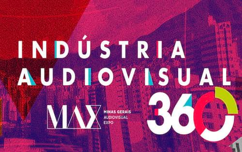 MAX - Minas Gerais Audiovisual Expo 2018