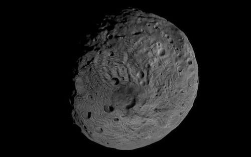 Sonda da Nasa se aproxima de asteroide após dois anos de viagem