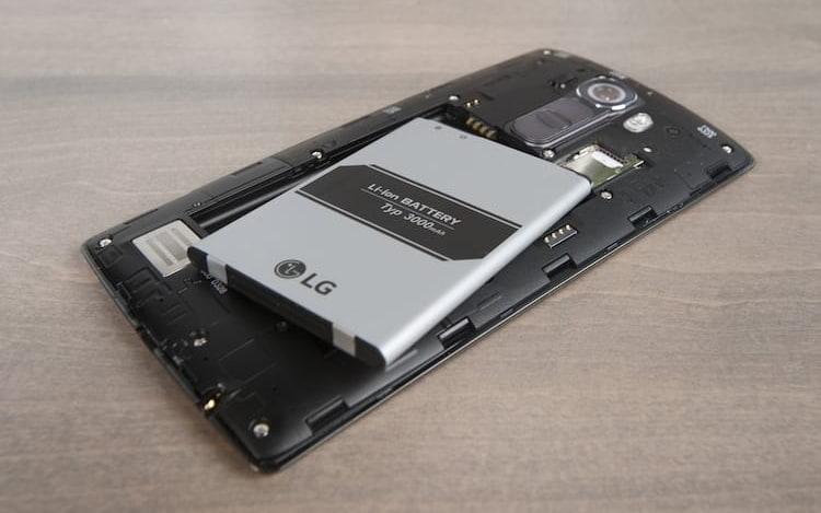 LG deve alterar composição química de suas baterias.