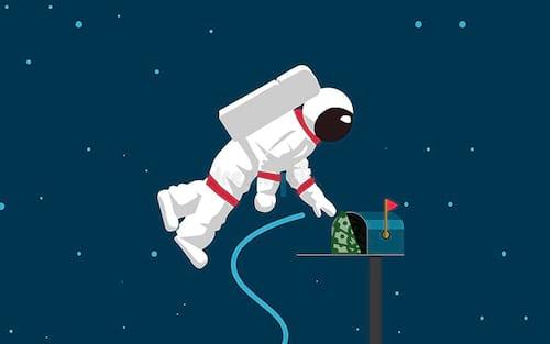 Quanto custa enviar algo para o espaço?