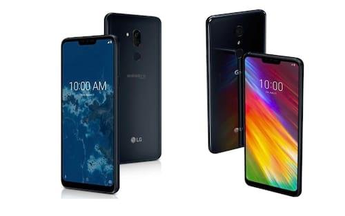 LG anuncia os smartphones G7 One e G7 Fit