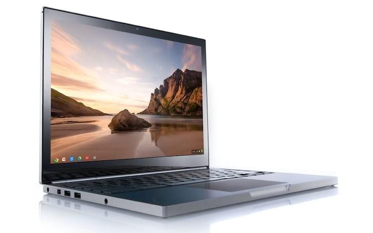 Google encerra suporte a primeiro Chromebook Pixel.
