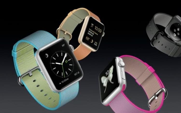 Pulseiras do atual Apple Watch poderão ser usadas no próximo modelo.