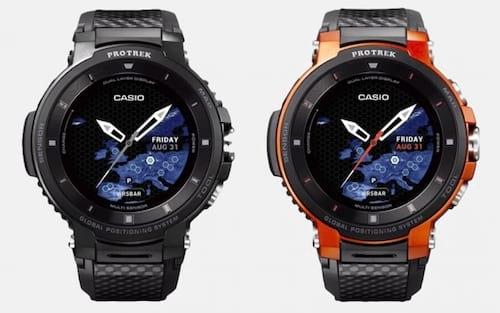 Casio anuncia relógio inteligente durante a IFA 2018