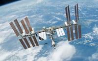 Meteorito faz com que oxigênio vaze da Estação Espacial Internacional