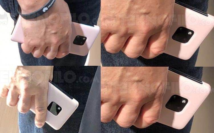 Suposto Huawei Mate 20 Pro
