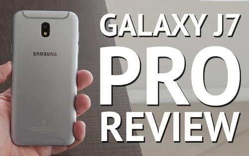 Review Galaxy J7 Pro: Um smartphone Samsung de R$ 1000 para olhar de perto