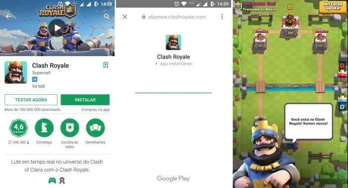 Instant App Games