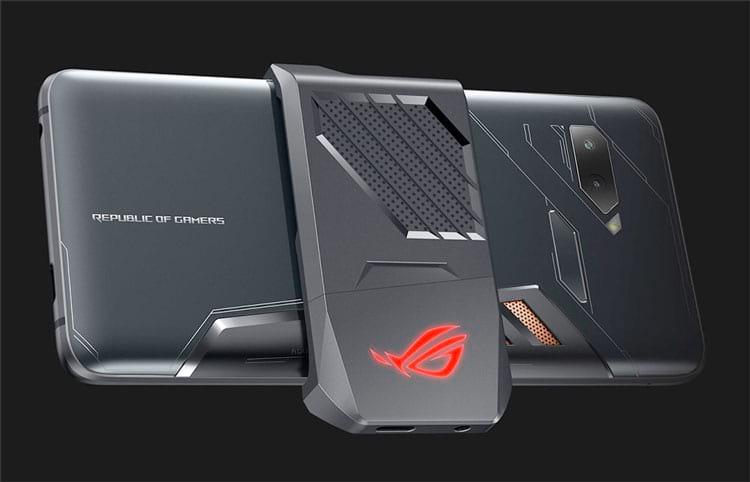 ROG Phone será lançado ainda em 2018