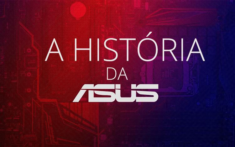 A história da Asus