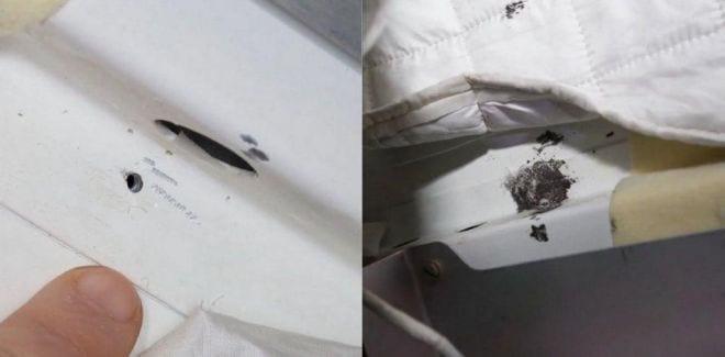 Buraco na ISS pode ter sido sabotagem, diz investigação russa.