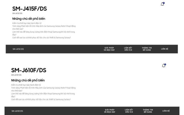 Suporte aos ainda não anunciados Galaxy J4 Prime e Galaxy J6 Prime?