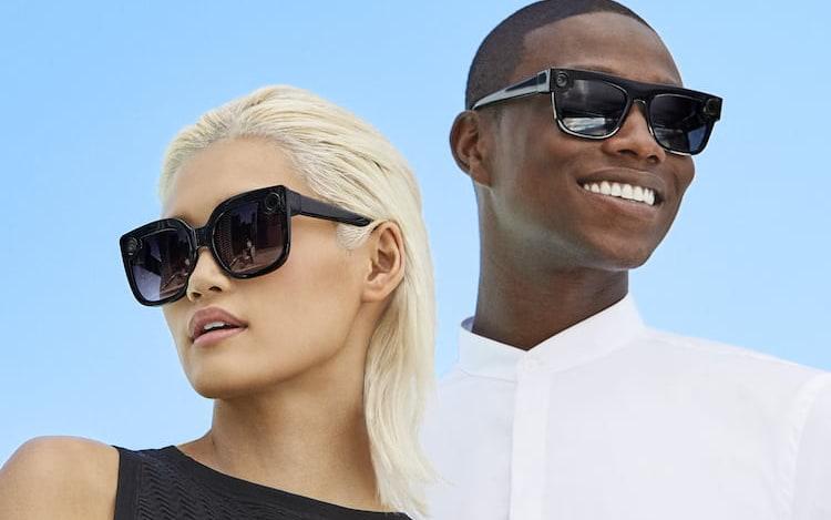 Snap lança óculos que parecem modelos comuns.