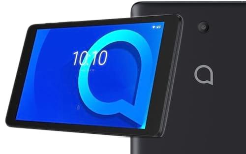Alcatel lança três novos tablets com Android Go