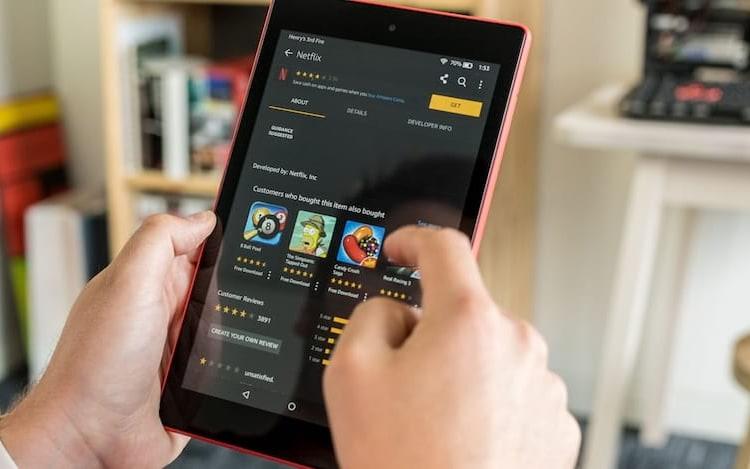 Tablet Amazon Fire HD 8 ganha edição renovada.