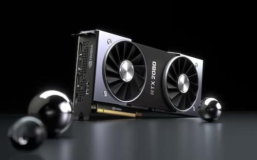 Nvidia irá levar placas de vídeo RTX 2000 para a BGS 2018