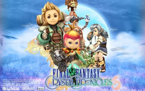 Final Fantasy Crystal Chronicles será remasterizado para PlayStation 4 e Switch