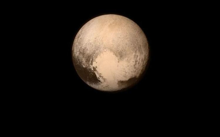 Pesquisa diz que Plutão deveria ser considerado um planeta.
