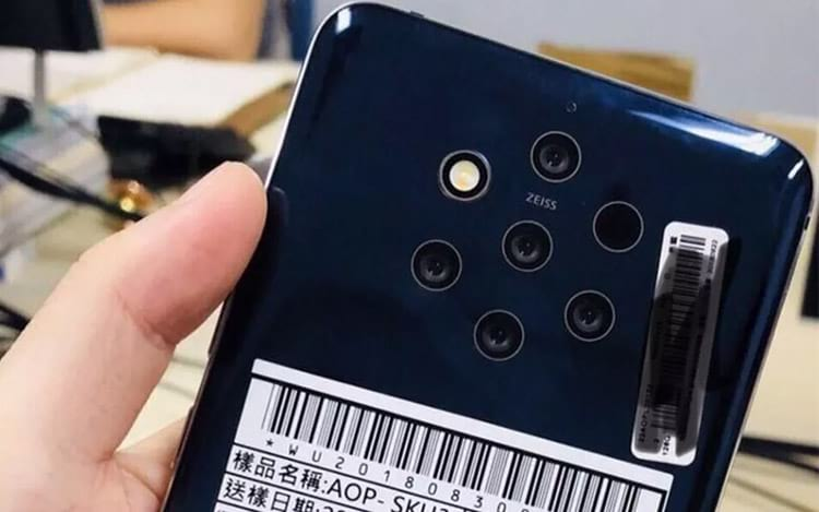 Possível Nokia 10
