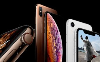 Apple anuncia Apple Watch Series 4, iPhones XS, XS Max e XR - todos com notch