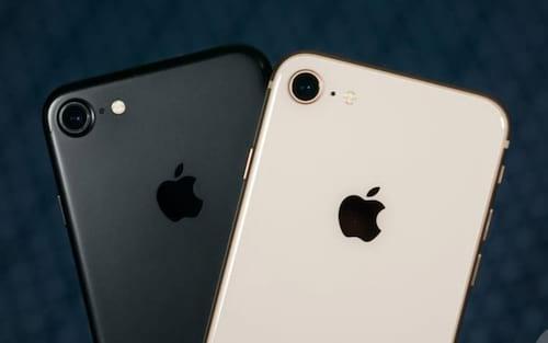 Apple baixa preços de iPhones 7 e 8