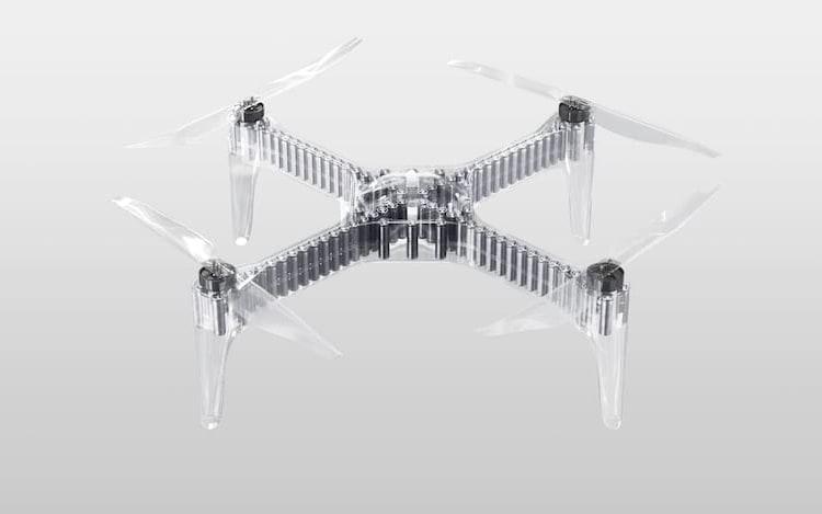 Startup cria drone com autonomia de bateria surpreendente.